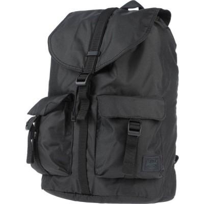 ハーシェル サプライ HERSCHEL SUPPLY CO. メンズ ボディバッグ・ウエストポーチ バッグ backpack & fanny pack Black