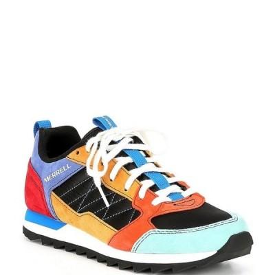 メレル レディース スニーカー シューズ Women's Alpine Multicolor Sneakers