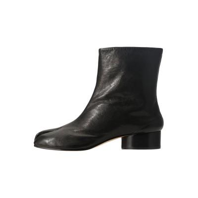 Maison Margiela メゾン マルジェラ Tabi 足袋ブーツ レディース ブラック 37.5(24.5)