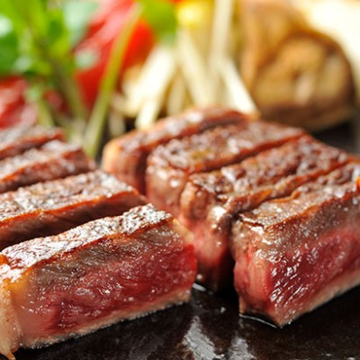 [山形・米沢牛黄木]米沢牛サーロインステーキ がっつり食べたいステーキ