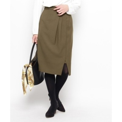 ◆フロントタックタイトスカート