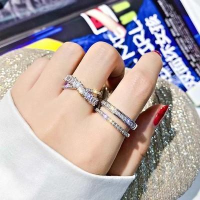婚約 レディース 結婚 指輪 の約束 リング anillos mujer高級 ジュエリー 高品質