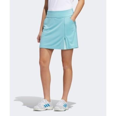 スカート PRIME BLUE ストレッチスコート 【adidas Golf/アディダスゴルフ】/ Primeblue Skort