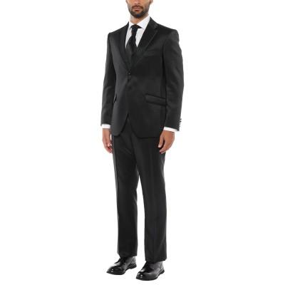 CARLO PIGNATELLI CERIMONIA スーツ ダークブルー 54 バージンウール 50% / アセテート 47% / ポリエステル