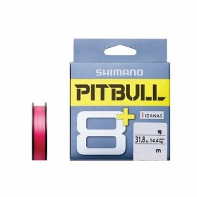 シマノ(Shimano) LD-M51T ピットブル8+ 150m 2号 トレーサーピンク / 低伸度PEライン 耐熱 PITBULL 【釣具 釣り具】