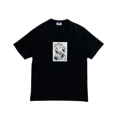 tシャツ Tシャツ <AWM>MOSAIC ACTRESS半袖Tシャツ