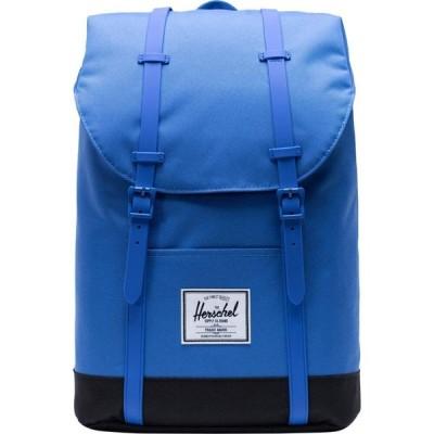 ハーシェル サプライ Herschel Supply Co. メンズ バックパック・リュック バッグ Herschel Retreat Backpack Amparo/Blue/Black