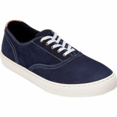 コールハーン スニーカー GrandPro Deck Oxford Sneaker Marine Blue Nubuck