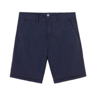 メンズ ウェア ズボン Slim Chino Shorts