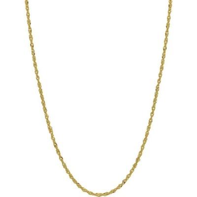"""メイシーズ Macy's メンズ ネックレス ジュエリー・アクセサリー Singapore Link 18"""" Chain Necklace (1.1mm) in 18k Gold Gold"""