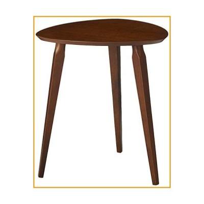 [新品]Christopher Knight Home Hoyt Wood End Table, Walnut[並行輸入品]