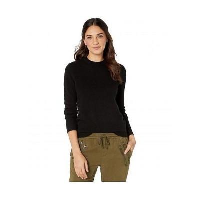 EQUIPMENT イクイップメント レディース 女性用 ファッション セーター Sanni Crew - True Black