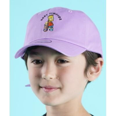 ムラサキスポーツ / E-come/イーカム シンプソンズ スケート キッズ キャップ SMP-LCPK05 KIDS 帽子 > キャップ