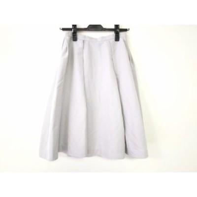 チェスティ Chesty スカート サイズ0 XS レディース グレー【中古】20200331