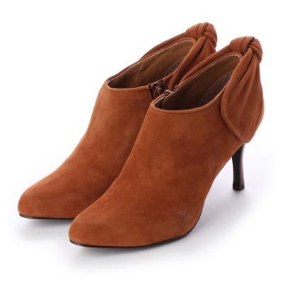 シューズラウンジ shoes lounge  ショートブーツ 3585534CS (キャメル)