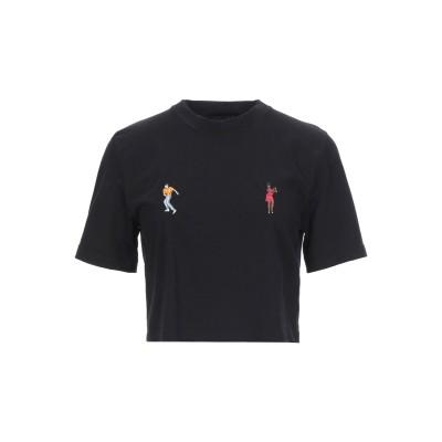 KIRIN PEGGY GOU T シャツ ブラック XS コットン 100% T シャツ