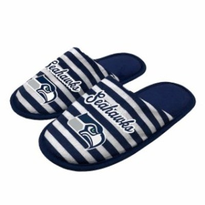 Forever Collectibles フォーエバー コレクティブル シューズ スリッパ Seattle Seahawks Womens Scuff Slippers