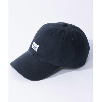 MONO-MART / 【Lee/リー】 LOW CAP COTTON TWILL ロウ キャップ コットン ツイル MEN 帽子 > キャップ