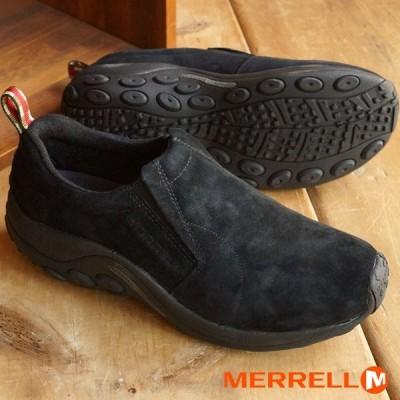 メレル MERRELL 靴 ジャングルモック メンズ MIDNIGHT  60825