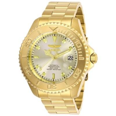 インビクタ Invicta インヴィクタ 男性用 腕時計 メンズ ウォッチ ベージュ 28950