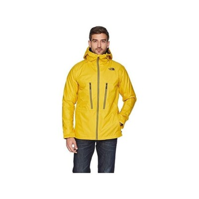 ザ・ノースフェイス ThermoBall Snow Triclimate Jacket メンズ コート アウター Leopard Yellow