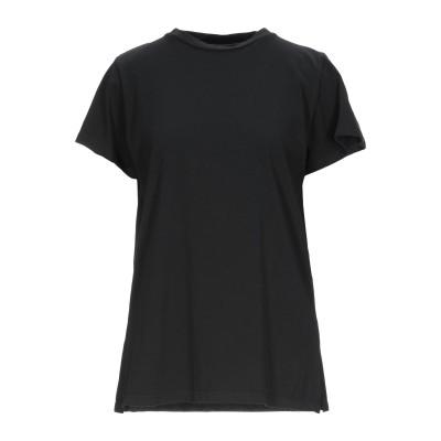 アリジ ALYSI T シャツ ブラック XS コットン 100% / ポリウレタン T シャツ