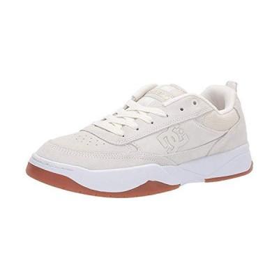 DC メンズ ペンザ スケートシューズ US サイズ: 7 カラー: ホワイト