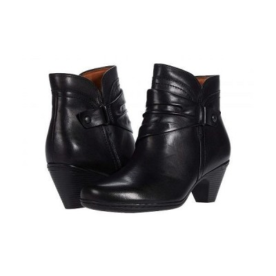 Cobb Hill コッブヒル レディース 女性用 シューズ 靴 ブーツ アンクル ショートブーツ Adaline Boot - Black