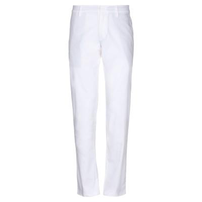 ARMANI EXCHANGE パンツ ホワイト 32 コットン 98% / ポリウレタン 2% パンツ