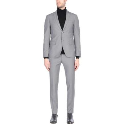 ドメニコ タリエンテ DOMENICO TAGLIENTE メンズ スーツ・ジャケット アウター Suit Grey