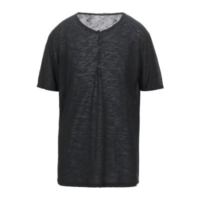 NEVER ENOUGH T シャツ ブラック M コットン 100% T シャツ
