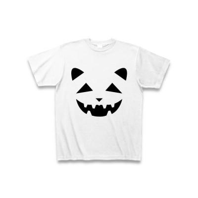 ハロウィンキャット Tシャツ(ホワイト)