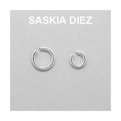 Saskia Diez(サスキアディツ) BOLD EARCUFF NO3 イヤーカフ シルバー