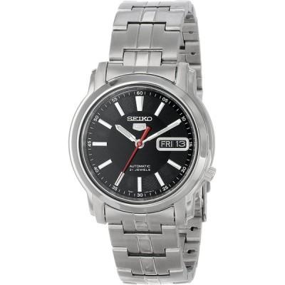 腕時計   Seiko Men's SNKL83 Automatic Stainless Steel Watch 輸入品