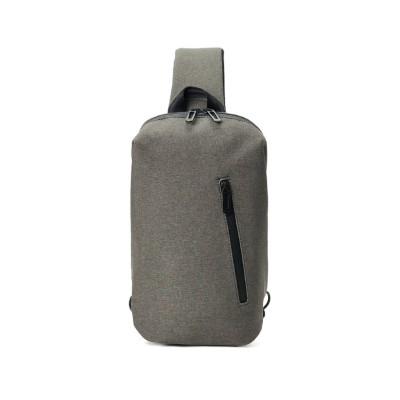 【カバンのセレクション】 アンクール ボディバッグ メンズ レディース ブランド Un coeur TORO2 k900089 ユニセックス グレー フリー Bag&Luggage SELECTION