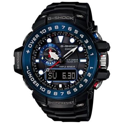 国内正規品 CASIO カシオ G-SHOCK Gショック ガルフマスター メンズ腕時計 GWN-1000B-1BJF