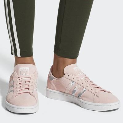 国内正規品♪ adidas【アディダス】 CAMPUS W ウィメンズ キャンパス 【B37940】 ピンク