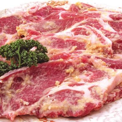 【お取り寄せ】 【G】 下田さん家の豚肩ロース西京味噌漬け 1枚120g 2枚入×4 | 着日指定必須