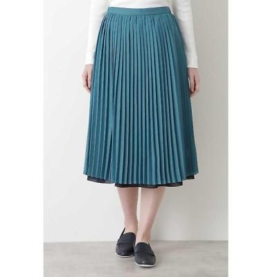 HUMAN WOMAN / ヒューマンウーマン ◆リバーシブルスカート