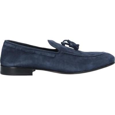 パウエルクス PAWELK'S メンズ ローファー シューズ・靴 loafers Dark blue