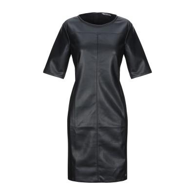 GARCIA ミニワンピース&ドレス ブラック XS ポリエステル 100% / ポリウレタン ミニワンピース&ドレス