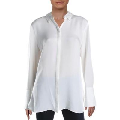 レディース 衣類 トップス Kobi Halperin Womens Button-Down Embroider Button-Down Top ブラウス&シャツ