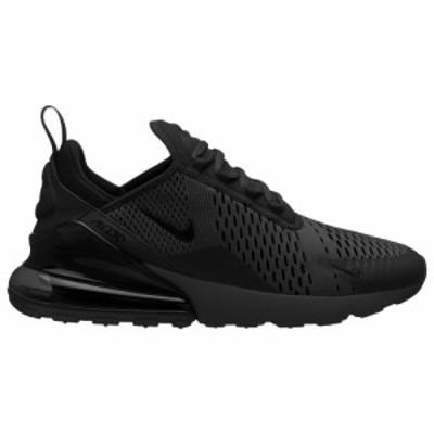 ナイキ メンズ エア マックス270 Nike Air Max 270 スニーカー Black/Black/Black