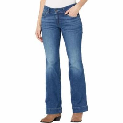 ラングラー Wrangler レディース ジーンズ・デニム ボトムス・パンツ Retro Mae Wide Leg Trousers Dillion