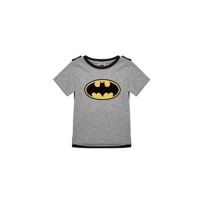 CACO-蝙蝠俠披肩短T-童【B3DC001】