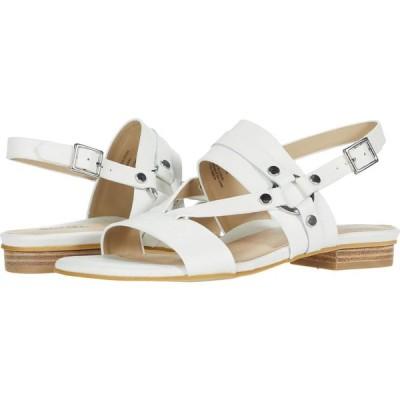 カルソーアースシューズ Earth レディース サンダル・ミュール シューズ・靴 Mykonos Delos White Cald