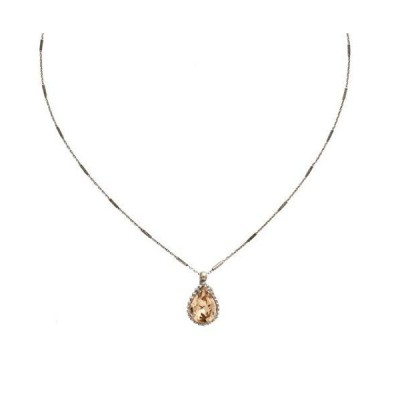 Sorrelli Simply Adorned Pendant Necklace, Antique Silver-Tone Finish, Mirage送料無料