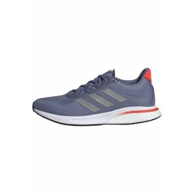 アディダス シューズ レディース ランニング SUPERNOVA LAUFSCHUH - Neutral running shoes - purple