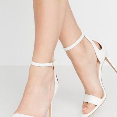 アルド レディース サンダル VIOLLA - High heeled sandals - white