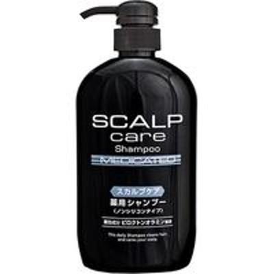 熊野油脂熊野油脂 スカルプケア 薬用シャンプー 4513574013360 1セット(600ML×4)(直送品)